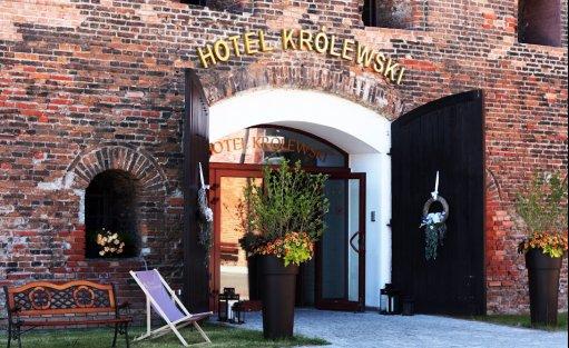 Hotel *** Hotel Królewski / 4