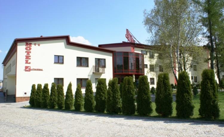 zdjęcie obiektu, STARThotel Litwiński, Tęgoborze