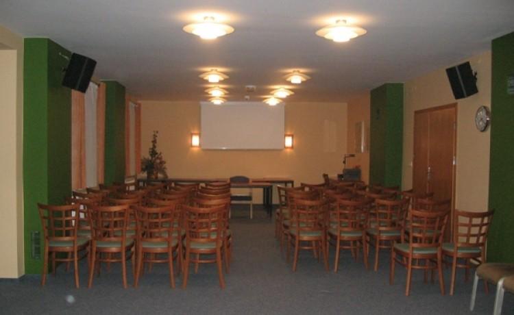 zdjęcie sali konferencyjnej, BLUE Hotel SilVia, Zabrze
