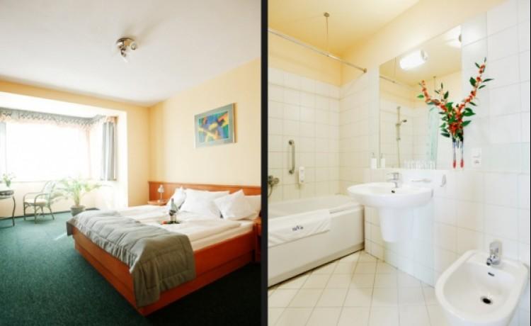zdjęcie pokoju, BLUE Hotel SilVia, Zabrze