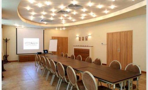 zdjęcie sali konferencyjnej, Hotel Villa Aqua, Sopot