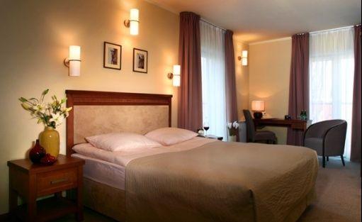 zdjęcie pokoju, Hotel Villa Aqua, Sopot