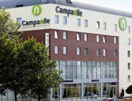 Hotel Campanile Wrocław Stare Miasto***