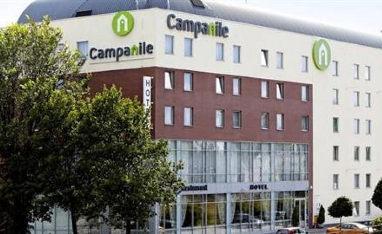 zdjęcie obiektu, Hotel Campanile Wrocław Stare Miasto***, Wrocław