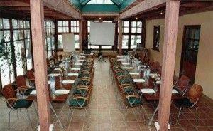 zdjęcie sali konferencyjnej, Dworek Pod Herbem, Milicz