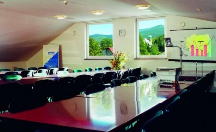 zdjęcie sali konferencyjnej, Hotel Konradówka, Karpacz