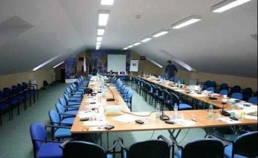 zdjęcie sali konferencyjnej, Hotel Sasanka, Szklarska Poręba