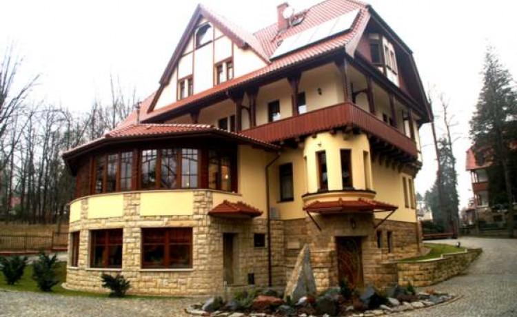zdjęcie obiektu, Villa Alexandra, Polanica-Zdrój