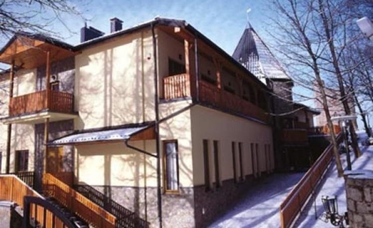 zdjęcie obiektu, Ośrodek Szkoleniowo - Wypoczynkowy Złoty Sen, Leśna