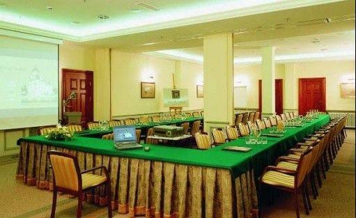 zdjęcie sali konferencyjnej, Hotel Rezydent w Sopocie, Sopot