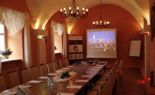 zdjęcie sali konferencyjnej, Hotel *** Caspar, Jelenia Góra
