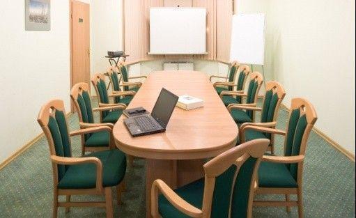 zdjęcie sali konferencyjnej, Hotel Jarzębina Ośrodek Szkoleniowo-Wypoczynkowy PKO BP S.A., Duszniki Zdrój