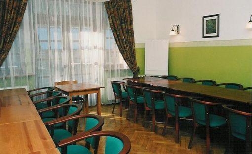 zdjęcie sali konferencyjnej, Olimp, Szklarska Poręba