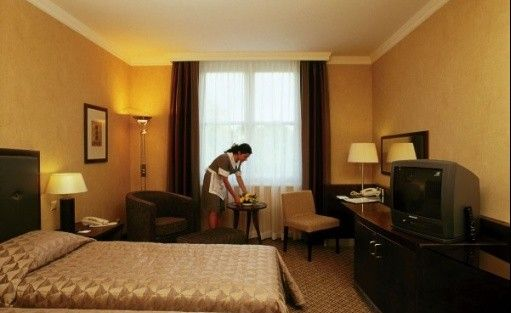 zdjęcie pokoju, RADISSON Blu Hotel Wrocław, Wrocław