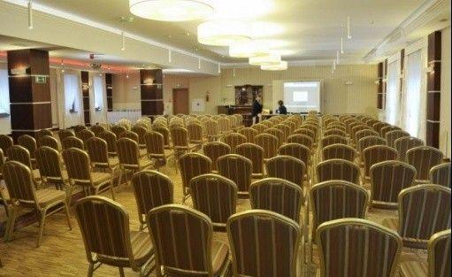 zdjęcie sali konferencyjnej, Hotel Mir-Jan, Lądek Zdrój