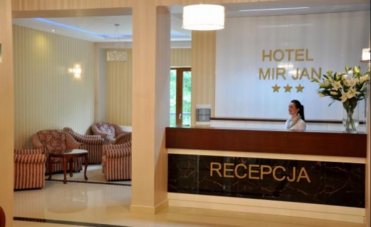 zdjęcie obiektu, Hotel Mir-Jan, Lądek Zdrój