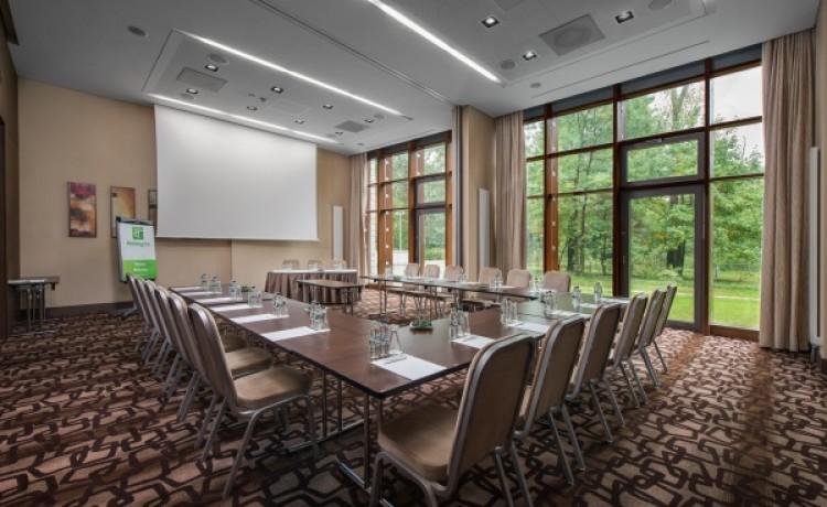 zdjęcie sali konferencyjnej, Holiday Inn Warszawa Józefów, Józefów