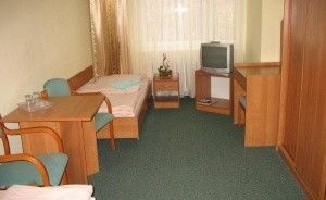zdjęcie pokoju, Kompleks Restauracyjno-Noclegowy Rubikon, Lublin