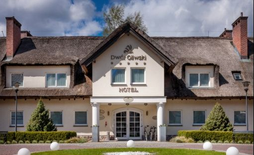Hotel ***** Hotel Dwór Oliwski / 1