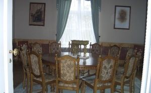 zdjęcie sali konferencyjnej, Pałac Lubostroń, Lubostroń