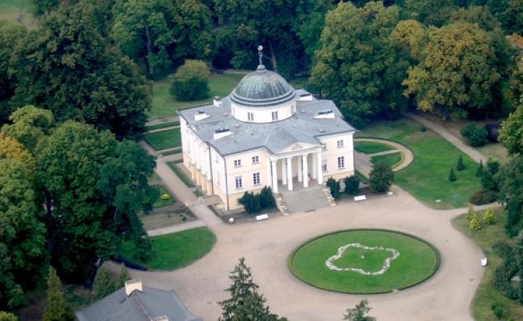 zdjęcie obiektu, Pałac Lubostroń, Lubostroń