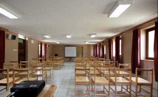 zdjęcie sali konferencyjnej, Ośrodek Wypoczynkowy Na Wzgórzu, Pokrzydowo