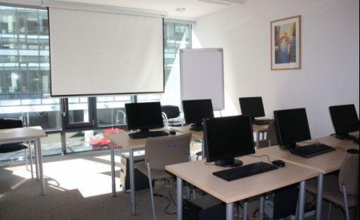zdjęcie sali konferencyjnej, Syntea Centrum Edukacyjne, Warszawa
