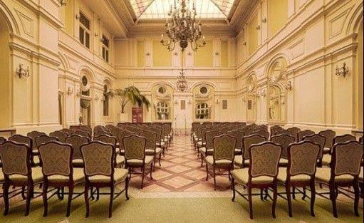 zdjęcie sali konferencyjnej, Grand Hotel***** Kraków, Kraków
