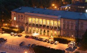 zdjęcie sali konferencyjnej, BCC Events – Pałac Lubomirskich, Warszawa