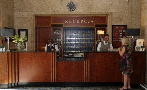 zdjęcie obiektu, Hotel Rzymski, Poznań