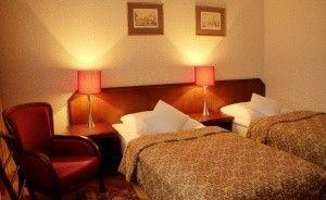 zdjęcie pokoju, Hotel Rzymski, Poznań