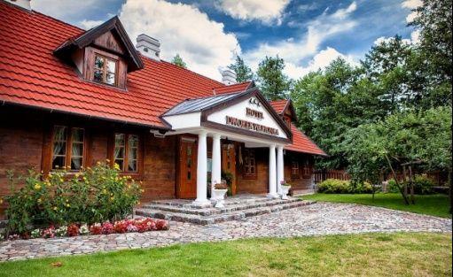 zdjęcie obiektu, Hotel*** Dworek Wapionka, Górzno
