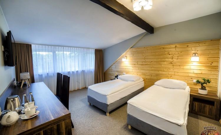 Hotel *** Hotel*** Dworek Wapionka / 26