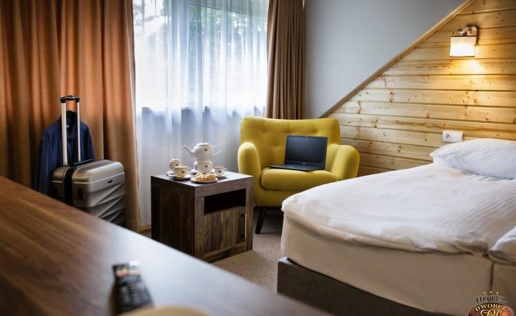Hotel *** Hotel*** Dworek Wapionka / 25