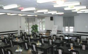 zdjęcie sali konferencyjnej, Natanael, Łopuszna