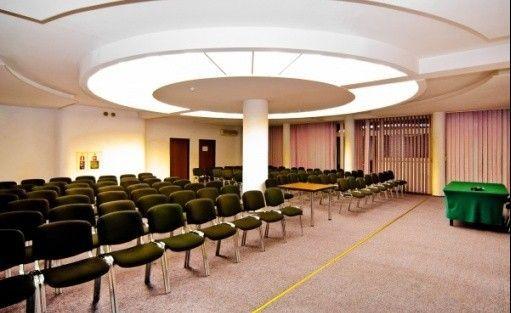 zdjęcie sali konferencyjnej, O.R.W. PANORAMA, Krynica-Zdrój