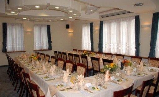 zdjęcie sali konferencyjnej, Hotel SAOL, Krynica-Zdrój