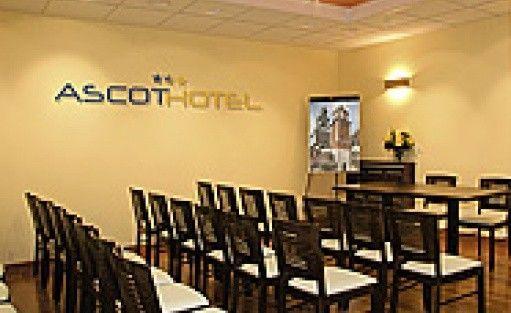 zdjęcie sali konferencyjnej, Ascot Hotel, Kraków