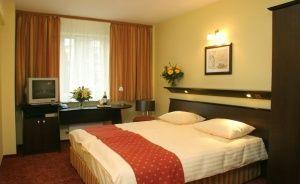 zdjęcie pokoju, Ascot Hotel, Kraków