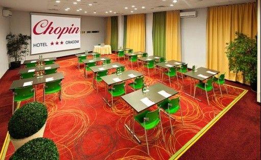 zdjęcie sali konferencyjnej, Chopin Hotel Cracow Old Town, Kraków