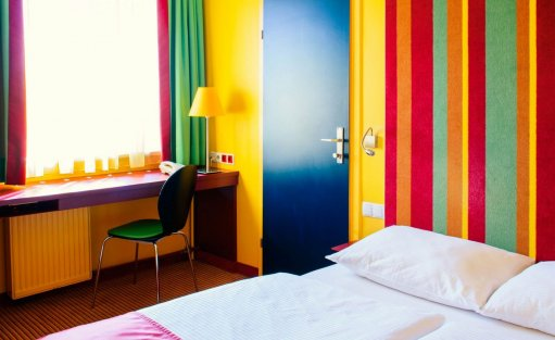 Hotel *** Vienna House Easy Cracow / 9