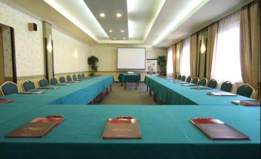 zdjęcie sali konferencyjnej, Hotel Senator *** - Centrum Konferencyjne & SPA, Starachowice