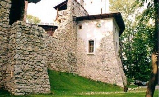 zdjęcie obiektu, Zamek Korzkiew, Przybysławice
