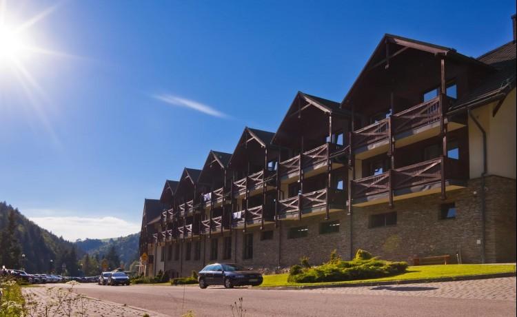 Hotel *** Hotel Wierchomla *** SKI & SPA Resort / 1