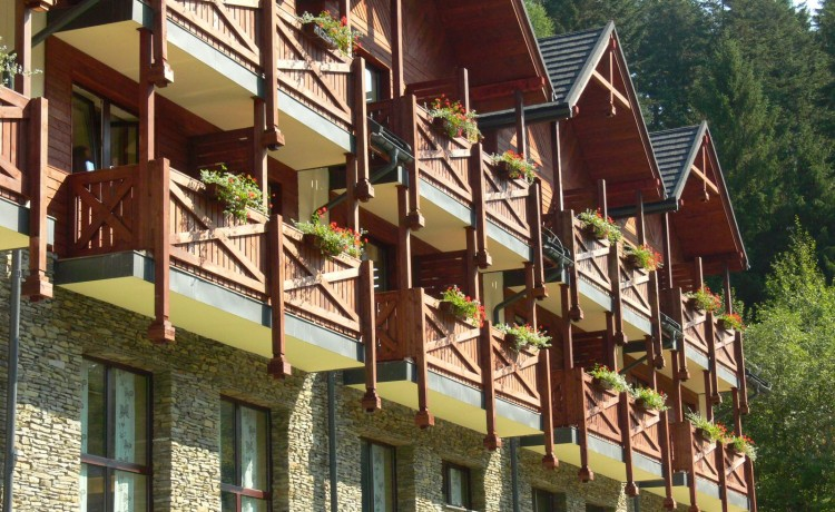 Hotel *** ***Hotel Wierchomla SKI & SPA Resort / 3