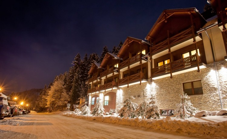 Hotel *** ***Hotel Wierchomla SKI & SPA Resort / 0