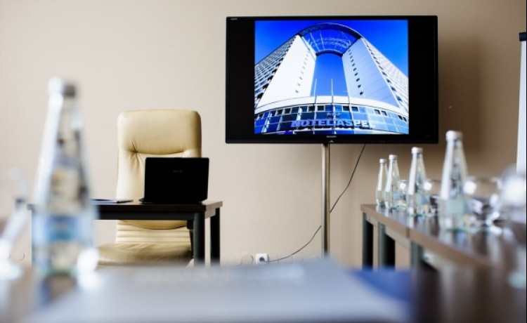 zdjęcie sali konferencyjnej, Hotel Aspel, Kraków