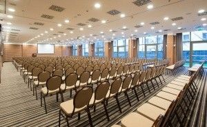 zdjęcie sali konferencyjnej, Holiday Inn Kraków City Center, Kraków