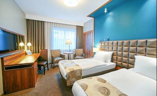 Hotel ***** Holiday Inn Krakow City Centre / 8