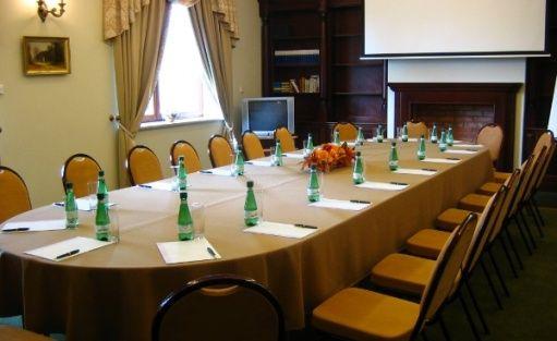 zdjęcie sali konferencyjnej, Hotel Palatium ***, Żabia wola